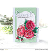 Spring Bouquet | Clear Stamp Set