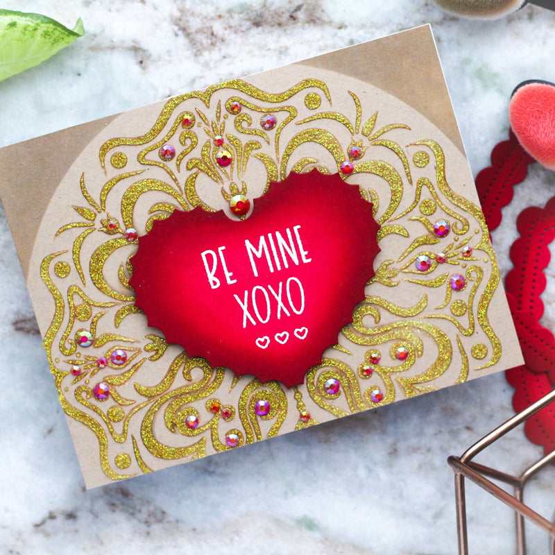 GIFT TAG GREETINGS: VALENTINES