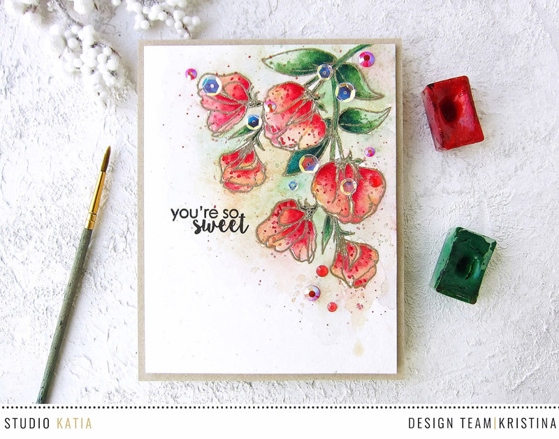 YOU'RE SO SWEET | STAMP SET