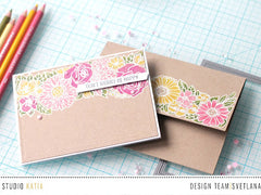 Floral Trimmings | Clear Stamp Set