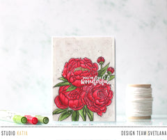 Blooming Bunch | Clear Stamp Set