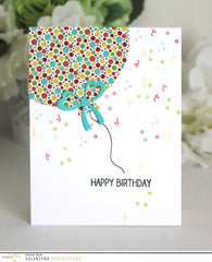 Dotted Balloons | Creative Dies