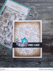 Sweet Latte | Clear Stamp Set