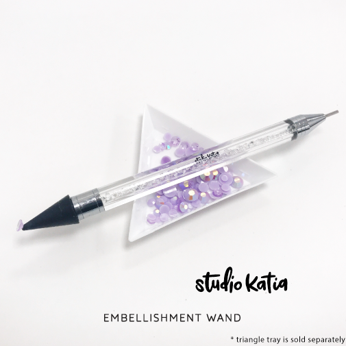 EMBELLISHMENT WAND