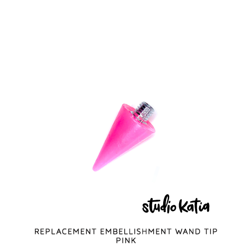 REPLACEMENT WAND TIP - PINK