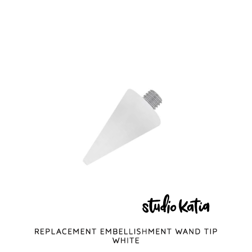 REPLACEMENT WAND TIP - WHITE