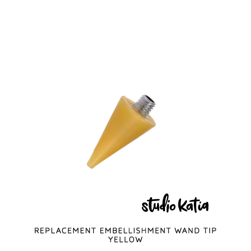 REPLACEMENT WAND TIP - YELLOW