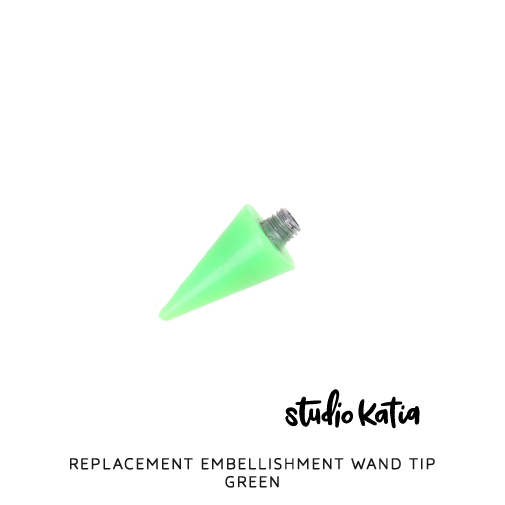 REPLACEMENT WAND TIP - GREEN