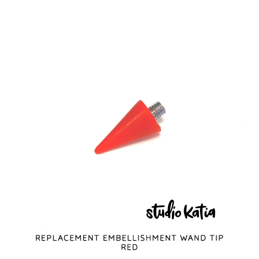 REPLACEMENT WAND TIP - RED