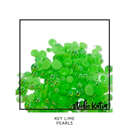 KEY LIME PEARLS