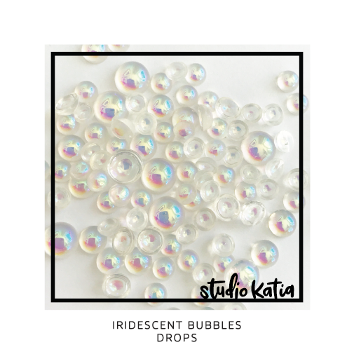 IRIDESCENT BUBBLES