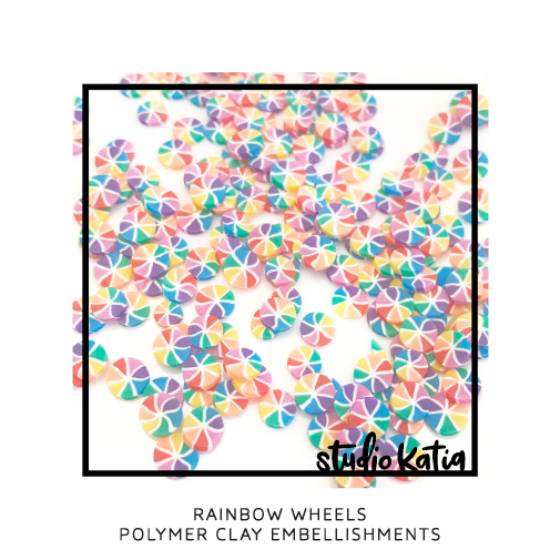 RAINBOW WHEELS