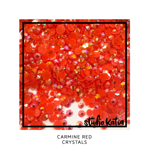 CARMINE RED CRYSTALS