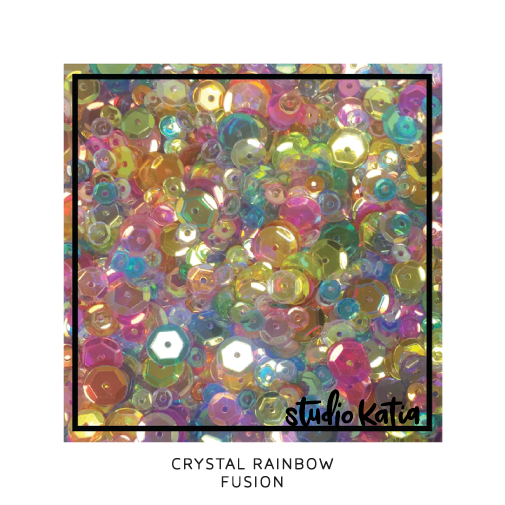 CRYSTAL RAINBOW FUSION