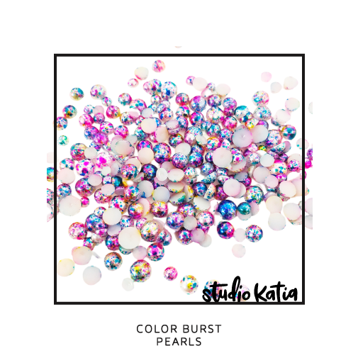 COLOR BURST PEARLS
