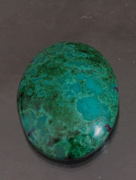 Chrysocolla-Malachite-Cabochon|Rock-N-Gem-Jewelry     Chrysocolla malachite cabochon   beautiful a blues and greens throughout the stone
