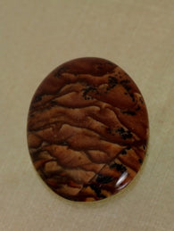 Jasper-Picture-Deschutes-Biggs Cabochon|Rock-N-Gem-Jewelry