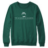 Academy of Alameda Elementary School Uniform 2017 Unisex Adult Crewneck Sweater