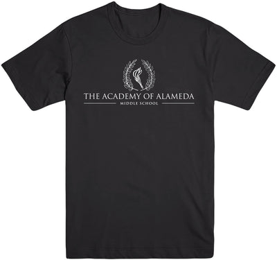 ADULT - AOA Middle School Uniform Short Sleeve Unisex Tee