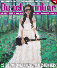 Maxine Orange Art Beachcomber Destin Cover Hope Given Nicole Paloma