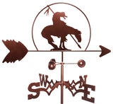 End of Trail Design Weathervane