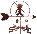 Fishing Boy Weathervane
