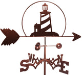 Lighthouse Nautical Design Weathervane