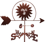 Southwest Sun Design Weathervane