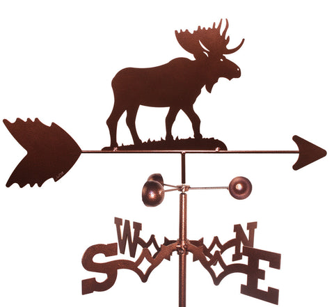 Moose Weathervane