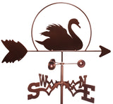 Swan Design Weathervane