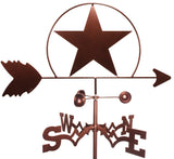 Western Star Design Weathervane