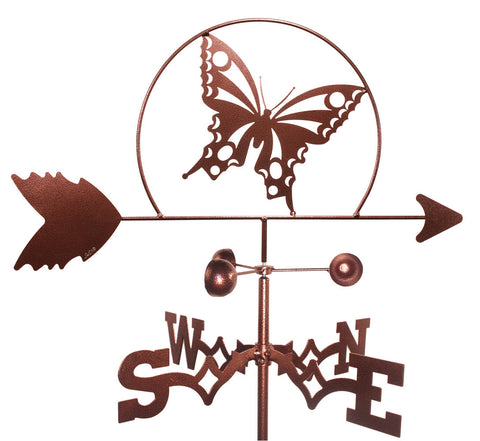 Butterfly Design Weathervane
