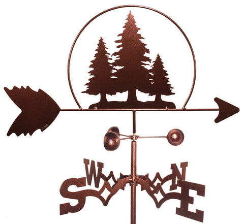 Pine Tree Design Weathervane