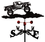 4X4 Truck Design Weathervane