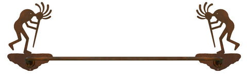 "kokopelli Design 27"" Towel Bar"