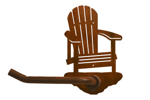 Adirondack Chair Design Tissue Holder