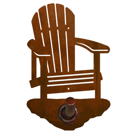 Adirondack Chair Design Robe Hook