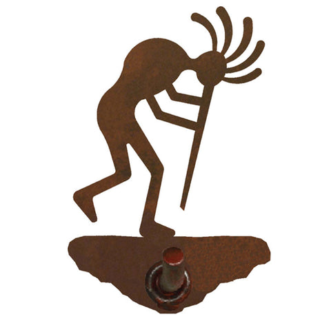 kokopelli Design Robe Hook