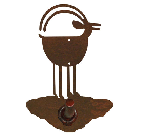 Ram Goat Design Robe Hook