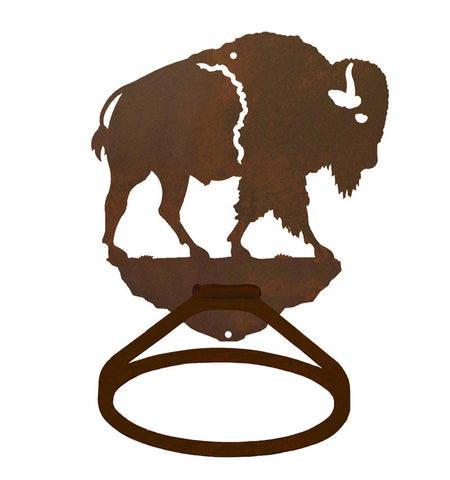 Buffalo Towel Ring
