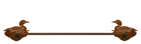 "Loon Design 27"" Towel Bar"