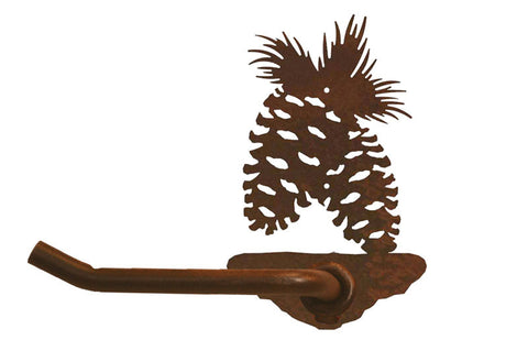 Pine Cone Design Tissue Holder