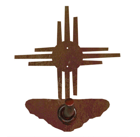 New Mexico Sun Design Robe Hook
