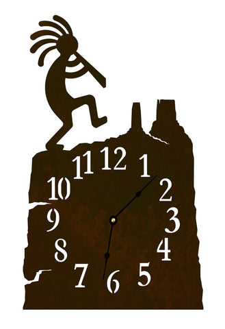 kokopelli Table Clock