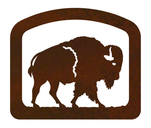 Buffalo Metal Napkin Holder