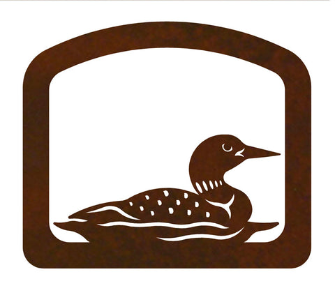 Loon Metal Napkin Holder