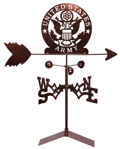 Army Design Weathervane