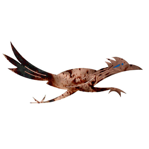 Road Runner Southwest Metal Wall Art
