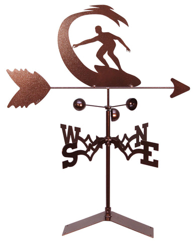 Surfer Design Weathervane