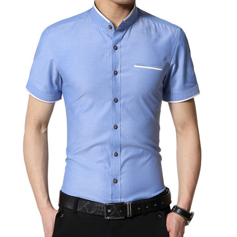 Skyblue Full Sleeves Shirt